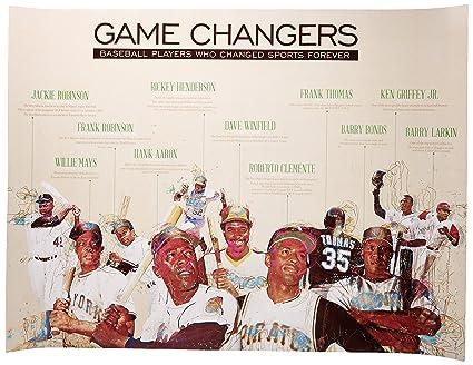 84b4b83dc7 Amazon.com: 777 Tri-Seven Entertainment Baseball Poster Black Sports ...