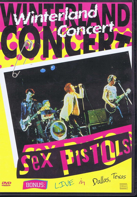 Sex pistols 2003 dvd release swindle