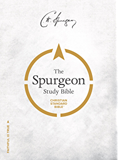 Morning and evening kindle edition by c h spurgeon religion csb spurgeon study bible fandeluxe Choice Image