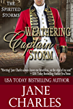 Weathering Captain Storm (Spirited Storms #2) (The Spirited Storms)