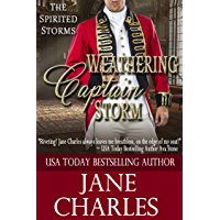 Weathering Captain Storm (Spirited Storms #2) (The Spirited Storms) (English Edition)