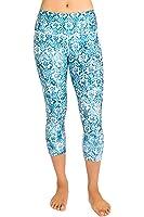 Inner Fire - Capri Yoga Pants