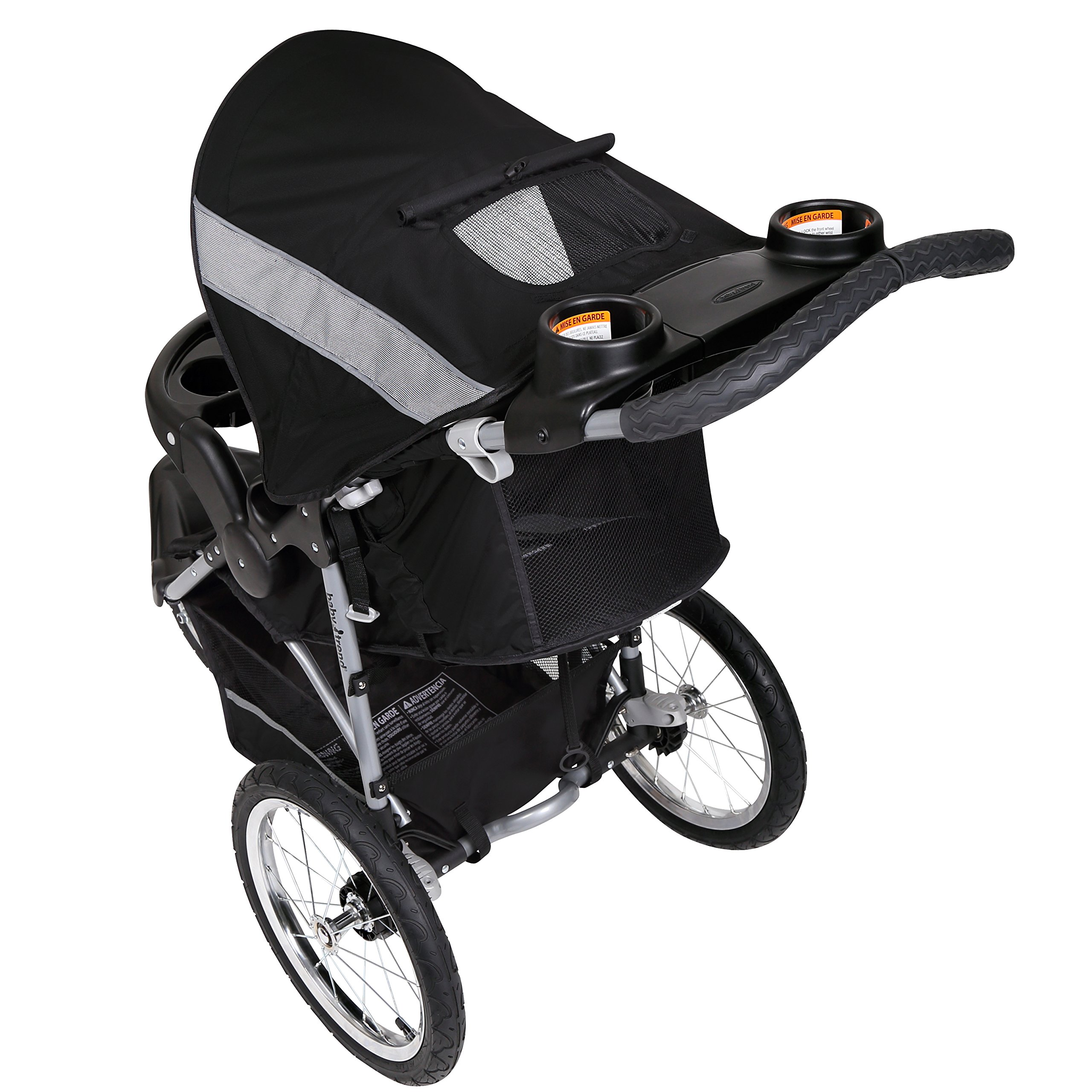 Baby Trend Expedition Jogger Travel System, Millennium White by Baby Trend (Image #4)