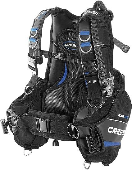 Cressi Aquaride Pro BCD - Compensador de flotabilidad para Buceo ...