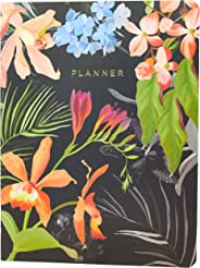 Agenda Planner Floresta Tropical, Cicero, 7075, Multicor, Grande (19X25)