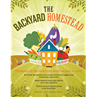Amazon best sellers best do it yourself home improvement the backyard homestead produce all the food you need on just a quarter acre solutioingenieria Images