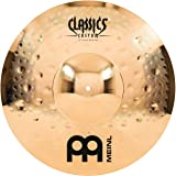 Meinl Cymbals CC20EMR-B Classics Custom Extreme Metal 20-Inch Brilliant Ride Cymbal (VIDEO)