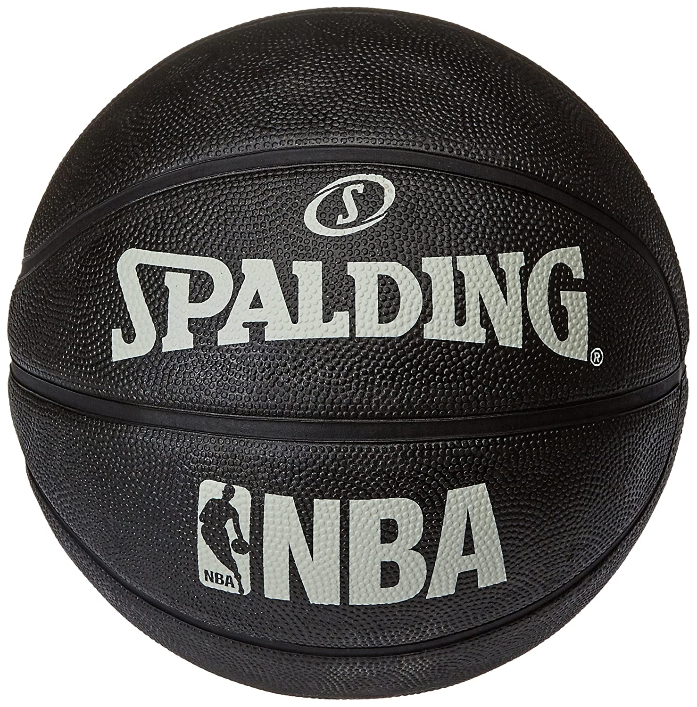 Spalding NBA Alley OOP - Pelota de Baloncesto, Color Negro, Talla ...