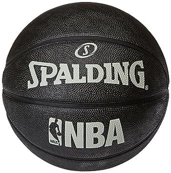 Spalding NBA Alley OOP - Pelota de Baloncesto, Color Negro, Talla 7: Amazon.es: Deportes y aire libre