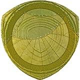 Orion M, Teller, Einweggeschirr aus Laubblättern, 15 Stück, 21cm …