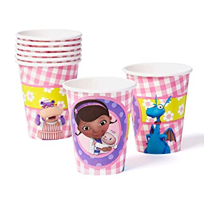 Cups | Disney Doc McStuffins Collection | Party Accessory: Toys & Games