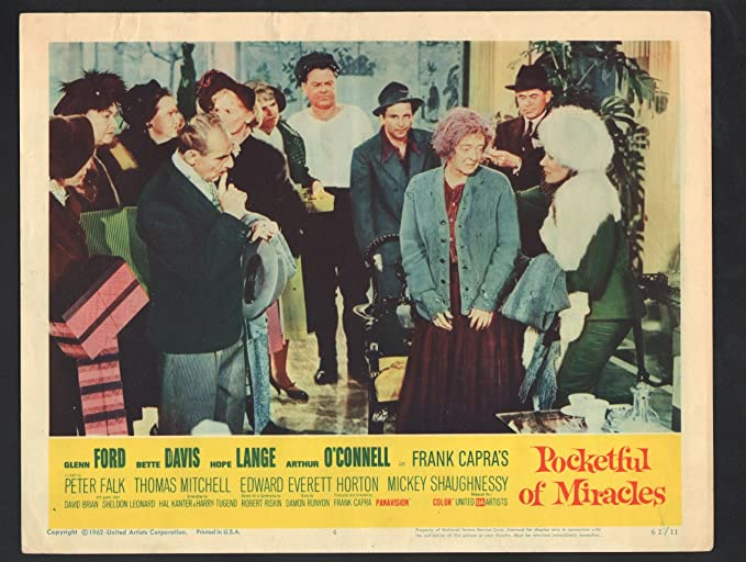 pocketful of miracles movie review