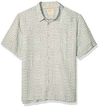 Quiksilver Mens Tribal Matters Button Down Shirt: Amazon.es: Ropa ...