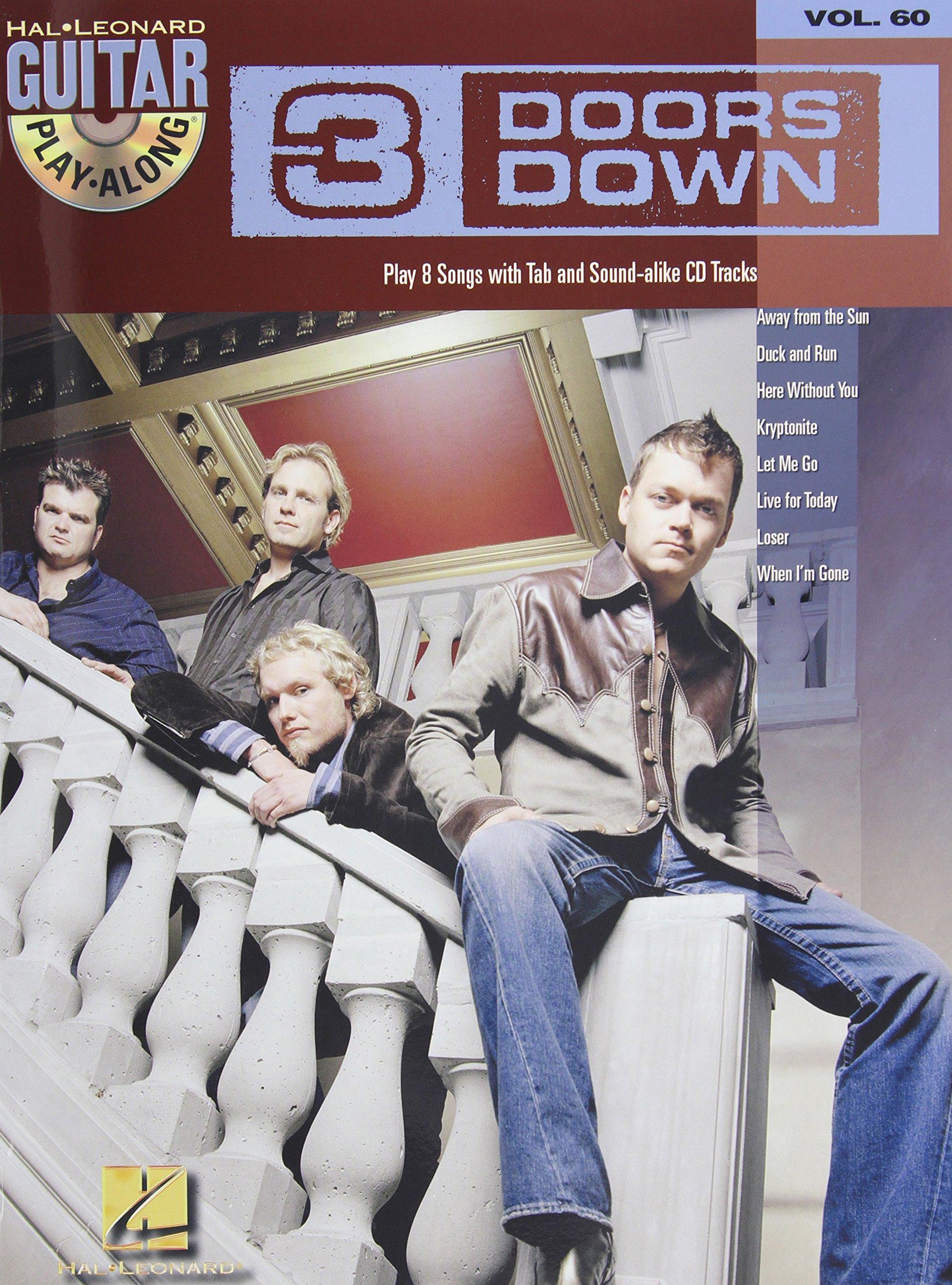 3 DOORS DOWN VOLUME 60 BK/CD GUITAR PLAY ALONG pdf