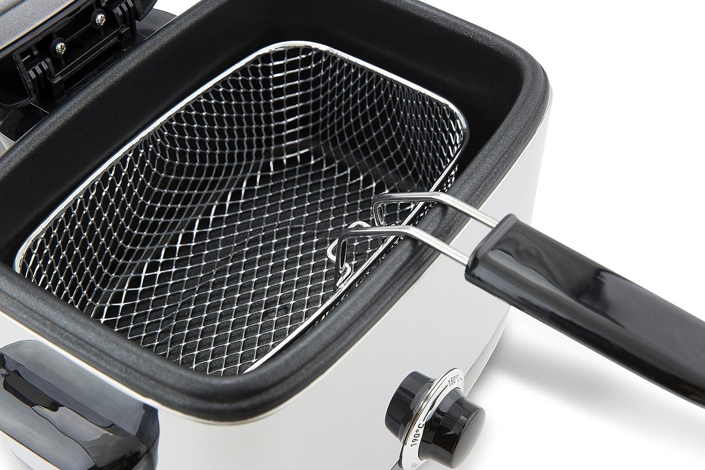Moulinex AF220010 - Freidora, Capacidad de 1 litro de Aceite, para ...