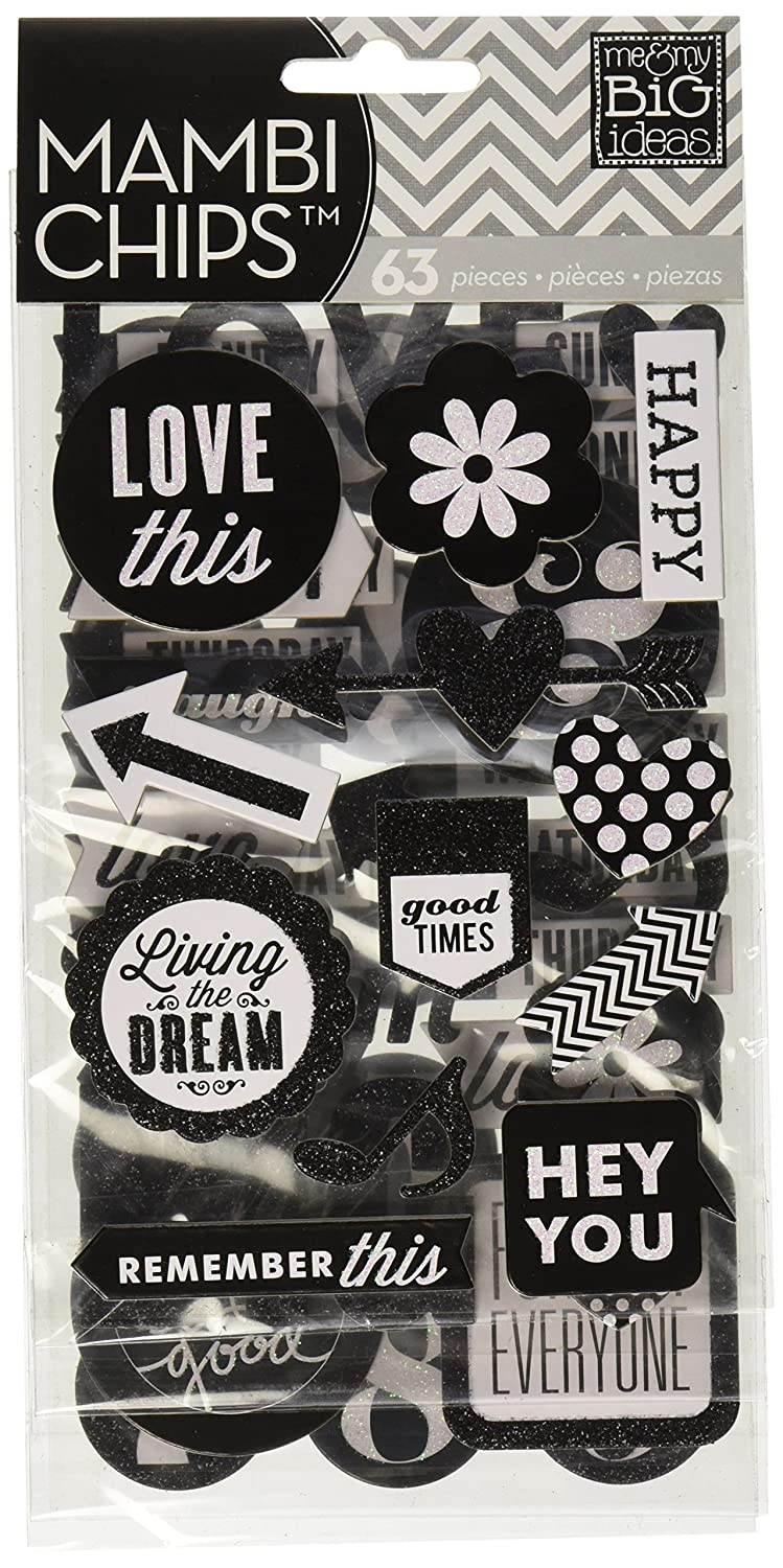 Me & My Big Ideas Chipboard Value Pack-Hey You CBVX-18