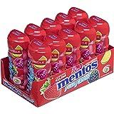 """Mentos Chicle Sin Azúcar Pure Fresh Pocket con Sabor a Frutas Silvestres - 10 unidades de 30 gr/ud"""""""