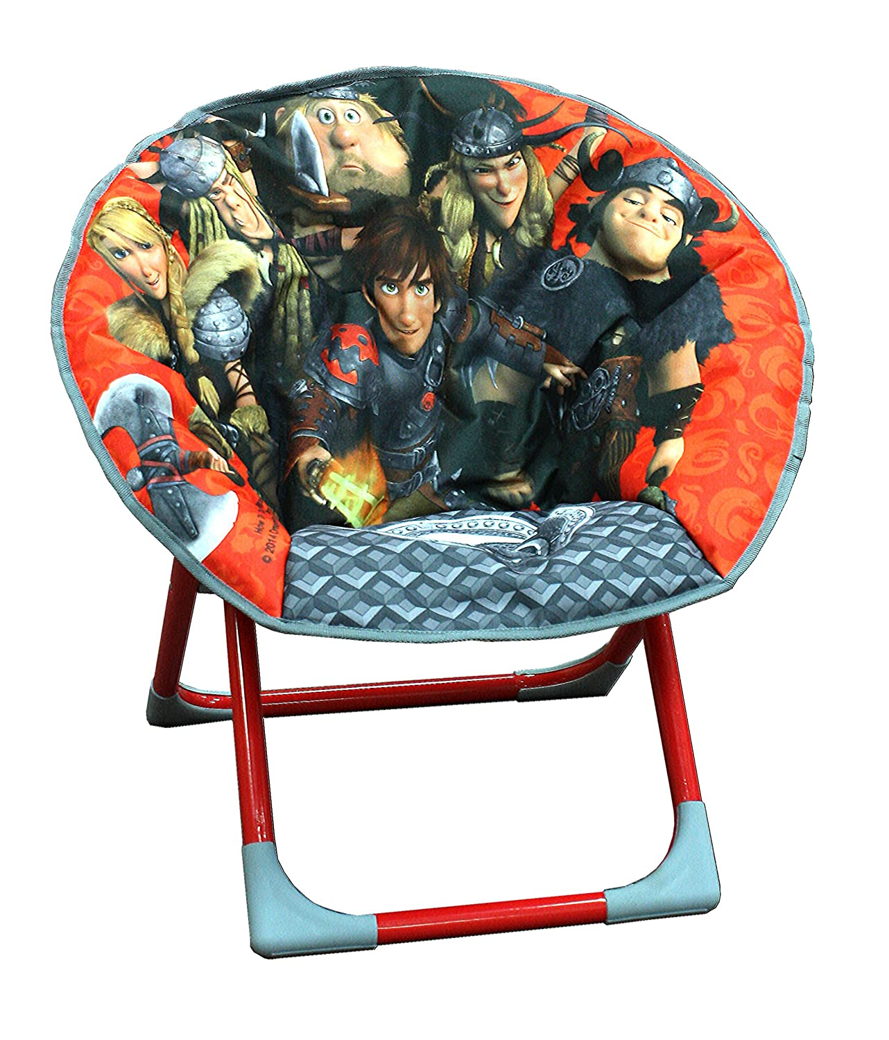 How to Train Your Dragon Moon Chair HGL SV11039