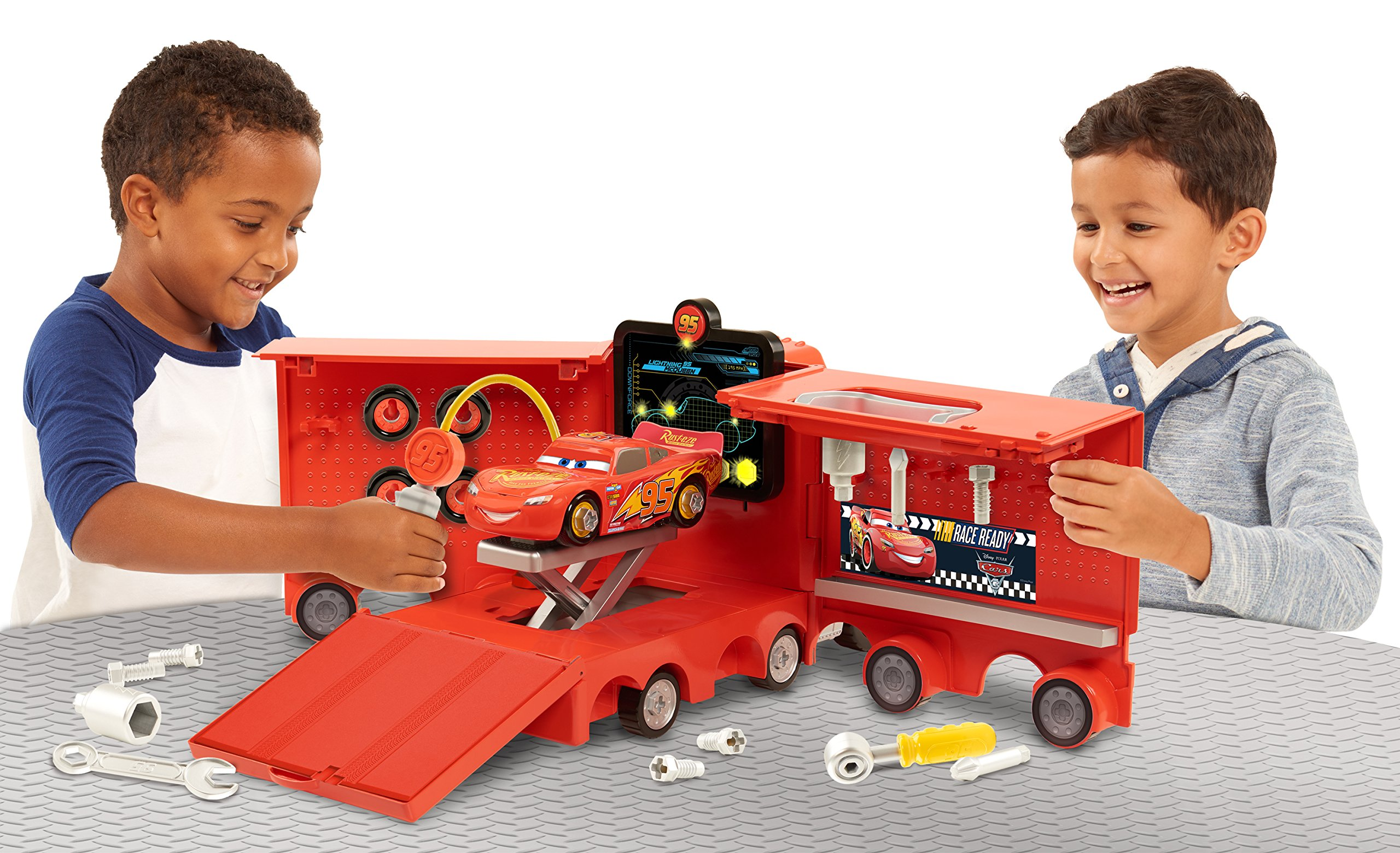 Cars 3 Macks Mobile Tool Center by Cars 3 (Image #3)