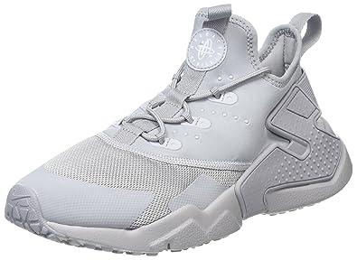 pretty nice 69a70 d9ecf Nike Huarache Drift (GS), Baskets garçon, Gris (Wolf GreyWhite