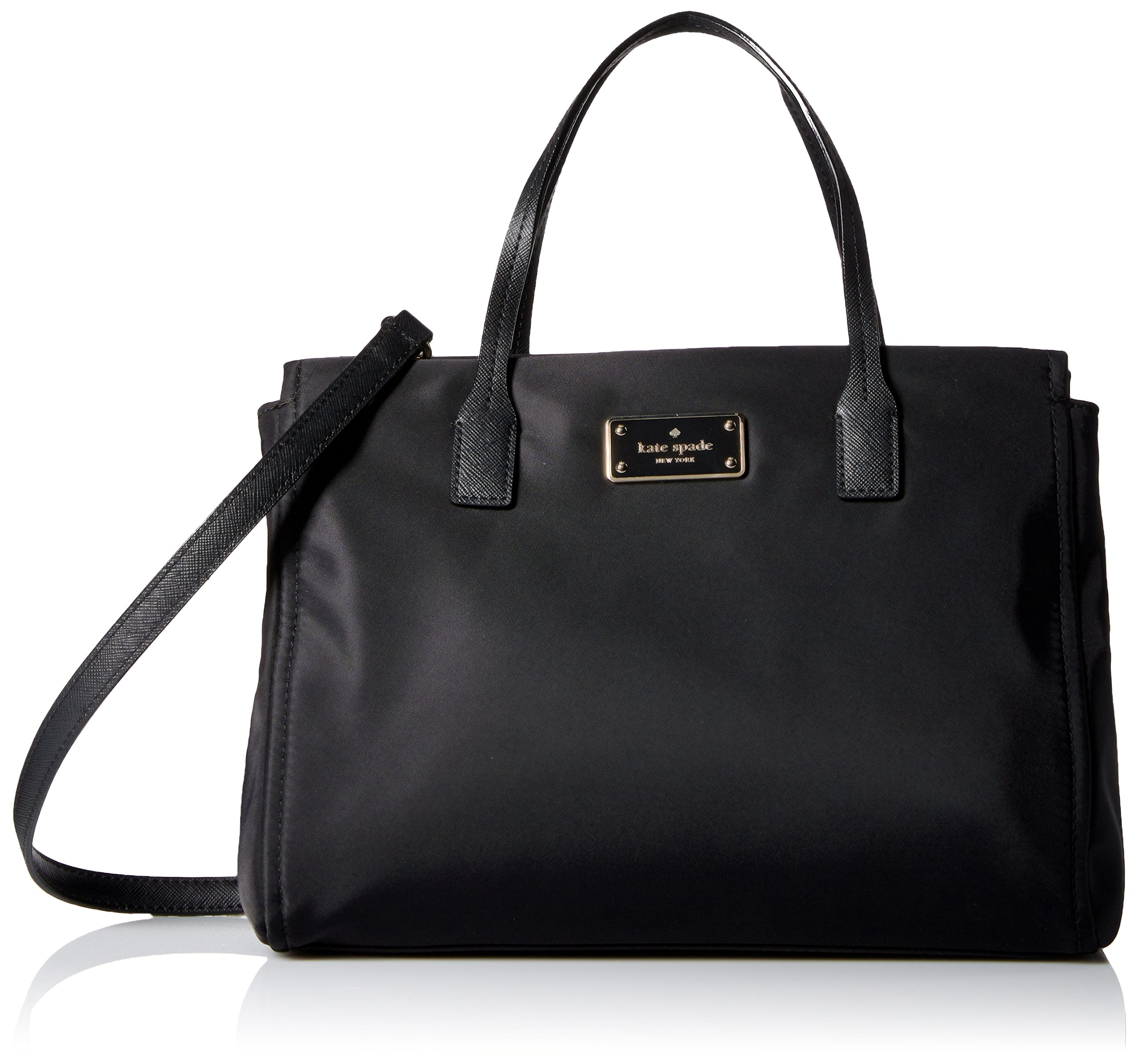 Kate Spade Small Loden Crossbody - Black