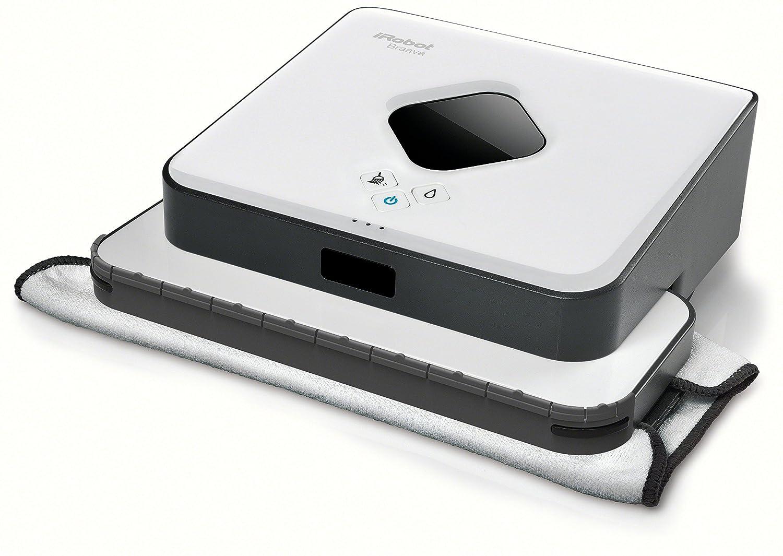 Lu0027 IRobot Braava 390t è Uno Dei Modelli Di Lavapavimenti Automatici Di  Fascia Alta Di IRobot.