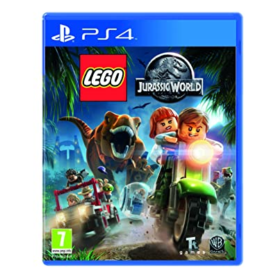 LEGO Jurassic World (PS4): Video Games