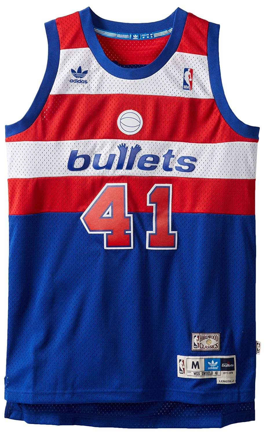 a65322139ea ... coupon code buy nba washington bullets blue swingman jersey wes unseld  41 small online at low