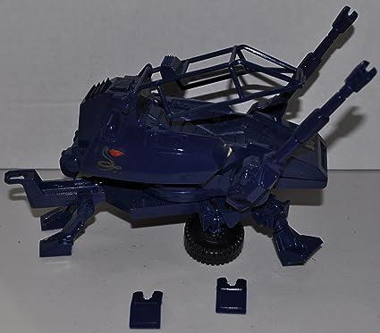 Assault System Pod Complete GI Joe 1984 Cobra A.S.P