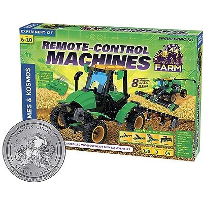Thames & Kosmos 620381 Remote Control Machines: Farm Science Experiment Kit: Toys & Games