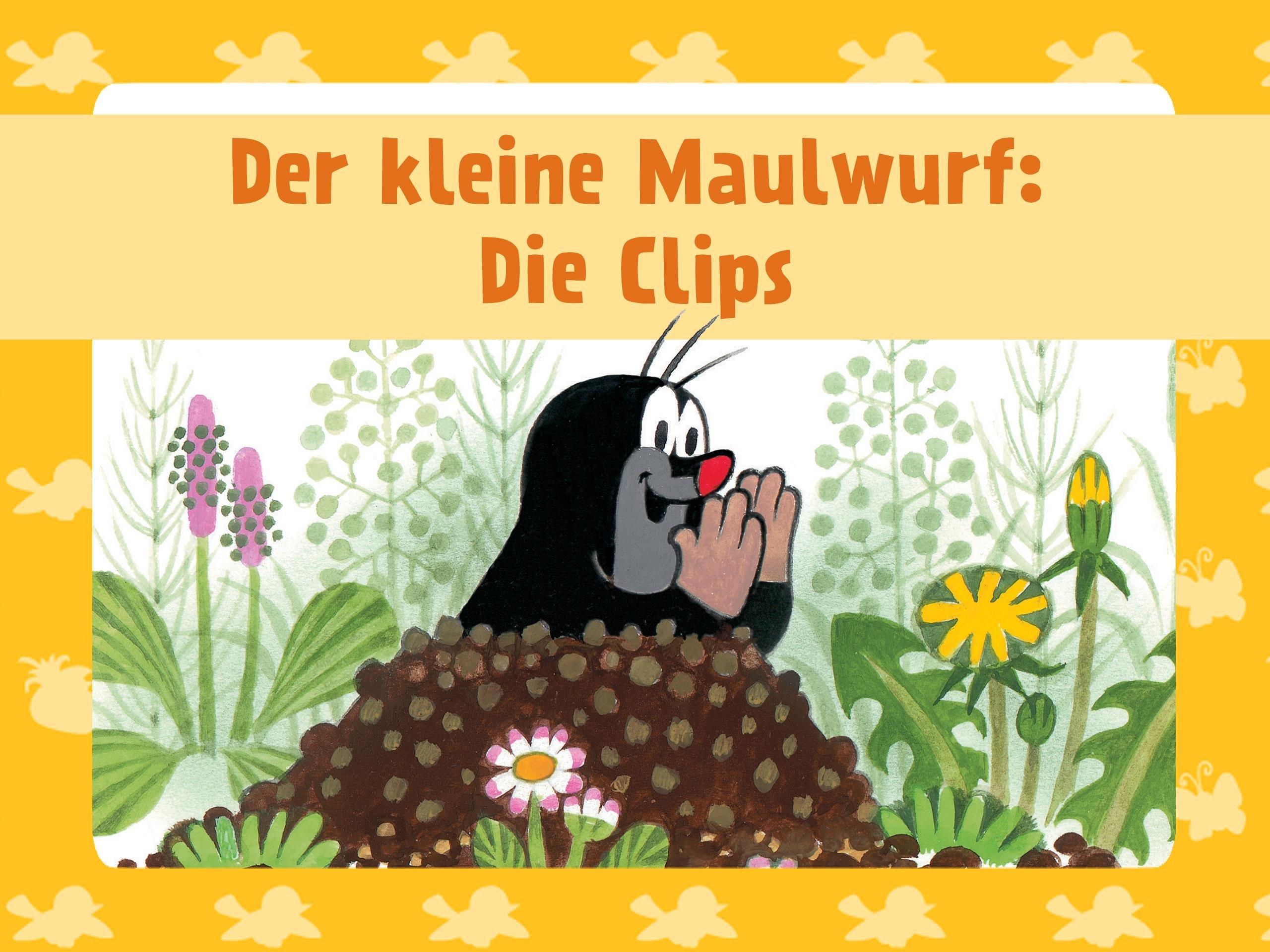 Amazon.de: Der kleine Maulwurf - die Clips ansehen | Prime Video