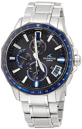 0689d09846 [カシオ]CASIO 腕時計 オシアナス Bluetooth 搭載 GPS 電波ソーラー OCW-G2000G-1AJF