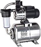 T.I.P. 31155 HWW Inox 1300 Plus F Circuit d'eau domestique en Acier Inoxydable avec pré-filtre