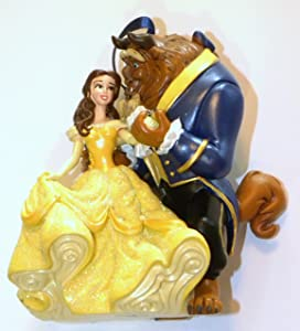 Disney World WDW Park New 2014 Beauty and the Beast Princess Belle Christmas Ornament
