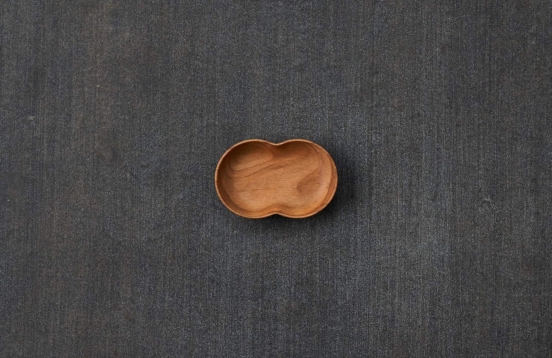 四十沢木材工芸「Kito 豆皿」