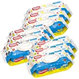 HUGGIES Simply Clean Baby Wipes, Fresh Scent, Soft Pack , 648 Ct (Packaging May Vary)