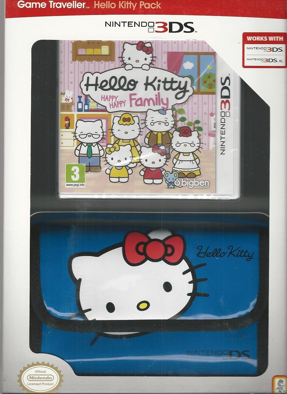 Hello Kitty: Happy Happy Family (Pack): Amazon.es: Videojuegos