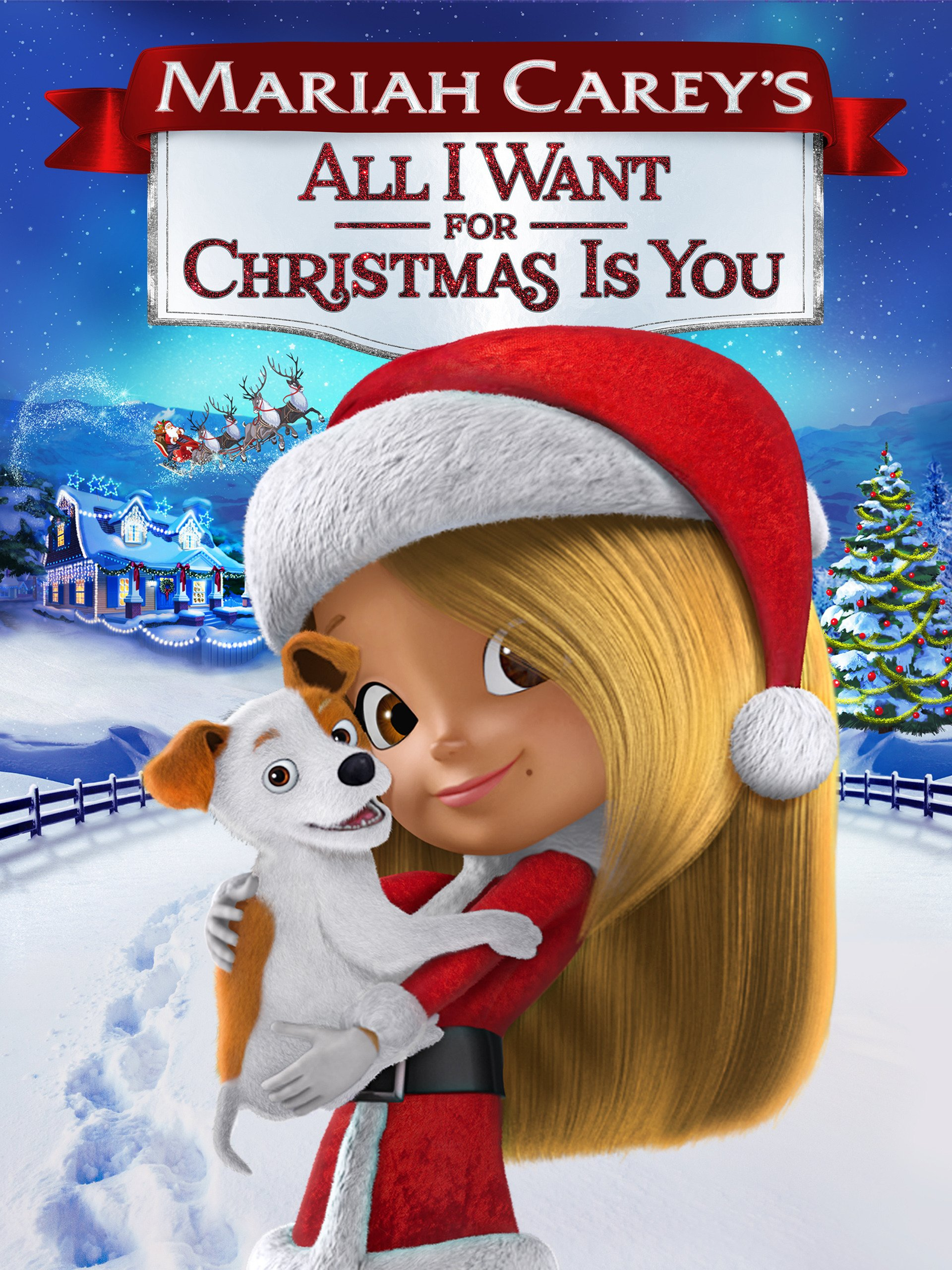 Amazon.com: Watch Mariah Carey\'s All I Want For Christmas Is You ...