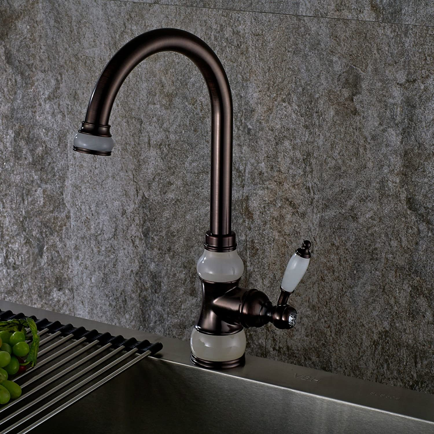 Amazon.com: Dayanand Kitchen Faucet Touchless High Pulldown Kitchen ...