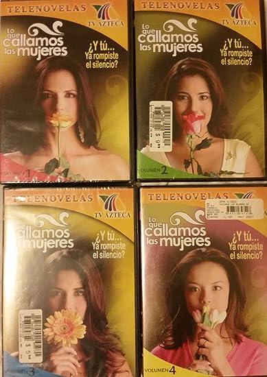 Amazon Com Dvd Lo Que Callamos Las Mujeres Vol 1 Toys Games