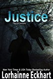 Justice (The O'Connells Book 8)