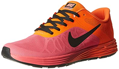 newest ceb61 efef0 Nike Men s Lunar Launch Orange Running Shoes - 9 UK India (44 EU)