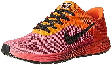 newest d884f 140bc Nike Men s Lunar Launch Orange Running Shoes - 9 UK India (44 EU)