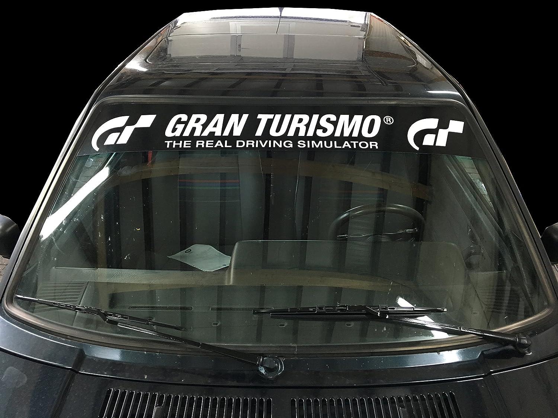 Scheibenkeil Gran Turismo Gt Vln Rcn Nürburgring Blendstreifen