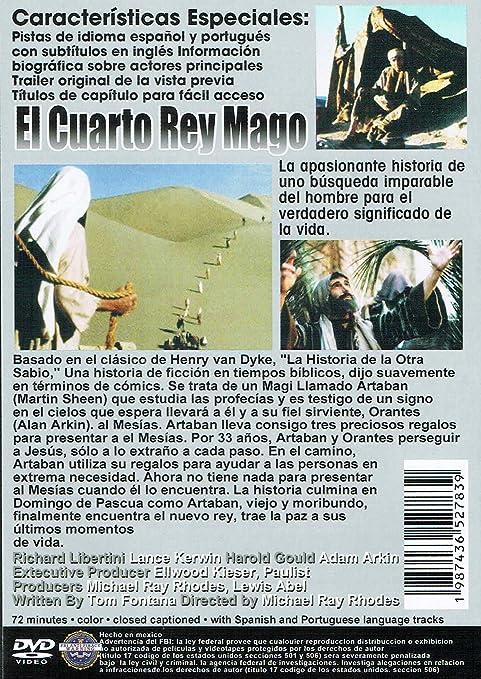 Amazon.com: El Cuarto Rey Mago: Movies & TV