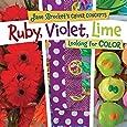 Ruby, Violet, Lime: Looking for Color (Jane Brocket's Clever Concepts)
