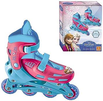 Disney Frozen - Patines en línea (Mondo 28314): Amazon.es: Juguetes y juegos