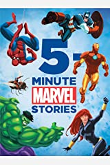 Marvel 5-Minute Stories (Marvel Storybook (eBook)) Kindle Edition