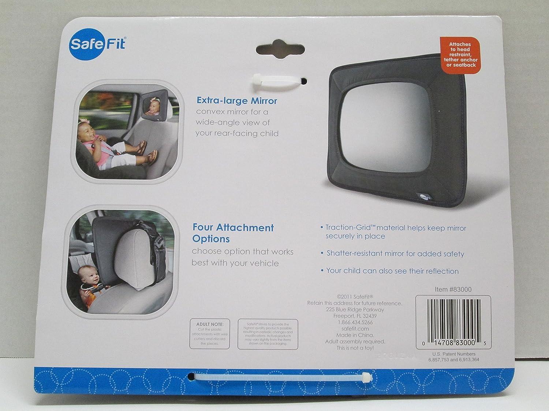 SafeFit baby auto mirror