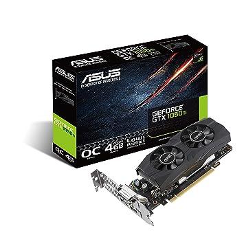 ASUS GTX1050TI-O4G-LP-BRK GeForce GTX 1050 Ti 4 GB GDDR5 ...